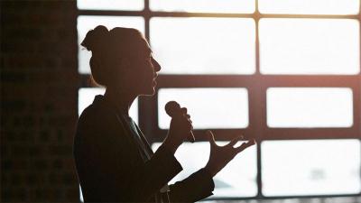 Disfrutar hablando en público. Mutare.