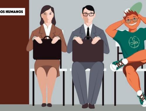 ¿Contratamos profesionales por actitud o por aptitud?: La actitud positiva en el entorno laboral