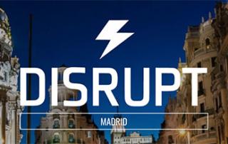 Ángel Largo ponente en la Segunda Edición de DisruptHR. Mutare.